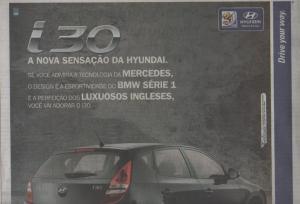 Parte do anúncio no jornal O Estado de São Paulo