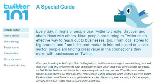 O Guia Twitter 101