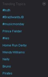 #BrazilwantsJB no TT