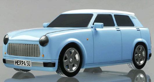 Reprodução do novo Trabant