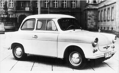 Primeira versão do Trabant